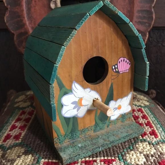 Birdhouse 🏡 handcrafted